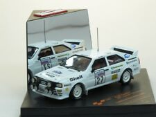 1/43 Scale model AUDI Quattro No. 27 Rally Lombard RAC RALLY 1982