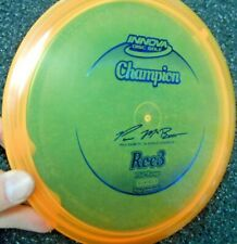Rare Innova Mcbeth 3X World Champion Roc 3 Roc3 Orange 180G @ Lsdiscs