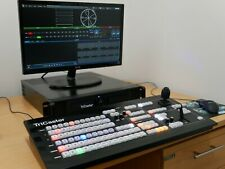 NewTek TriCaster 460 Live Production Switcher with control surface - Like New