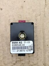 BMW 3 SERIES E46 RADIO AMP SIGNAL AMPLIFIER ANTENNA 8386546