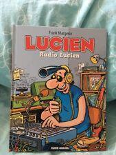 Lucien: Radio Lucien Tbe 2008  MARGERIN