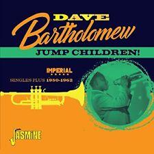 Dave Bartholomew - Jump Children! Imperial Singles Plus 19501962 [CD]