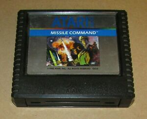 Missile Command for Atari 5200 Fast Shipping! Authentic