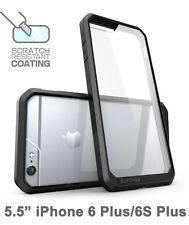 SUPCASE For iPhone 6 Plus/6S Plus Unicorn Beetle Hybrid Protective Case Black