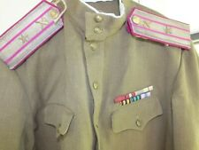 Ww2 M1943 M43 Field Soviet Russian Wool Tunic Uniform Major Engineer Corps