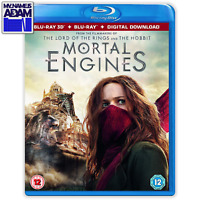 MORTAL ENGINES 3D + 2D (REGION FREE)