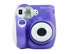 Polaroid PIC-300 Instant Film Camera (Purple) Purple Standard Packaging