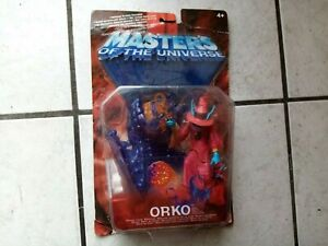 """Masters of the Universe  """"Orko"""" in Blisterpackung  Mattel 2002--- Nr. 55990"""