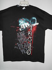 NEW - CHILDREN OF BODOM BAND / CONCERT / MUSIC T-SHIRT EXTRA LARGE