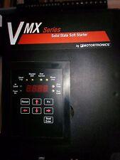 VMX-62-BP MOTORTRONICS SOLID STATE SOFT STARTER