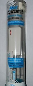 NOB NYKO NET CONNECT USB NETWORK ADAPTER 87024-E14 FOR NINTENDO WII -- DD-0855