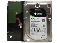 "Seagate ST8000NM0055 8TB 7200RPM 256MB Cache SATA 6Gb/s 3.5"" Internal Hard Drive"