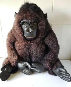 Gorilla plush 62cm