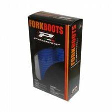 Honda CR125 250 480 500 1981-1989 Fork Gators Skins Boots Blue 43mm Protectors