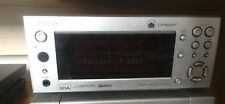 Cyrus linkport stereo amplifier, AM/FM/RDS tuner with remote