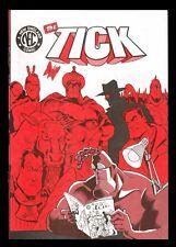 THE TICK EPILOGUE 1990 NEW ENGLAND COMIC VERY FINE COMIC KINGS