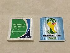 2014 Brazil FIFA World Cup Patch Badge Parche Flicken Pièce Toppa Remendo