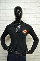 Giacca NORDKAPP Donna Taglia Size 40 Jacket Blazer Casual Woman Elastica Nera
