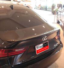 Fits: Lexus IS 2014+ 350 300 250 Lip Mount Factory Style Rear Spoiler in Primer