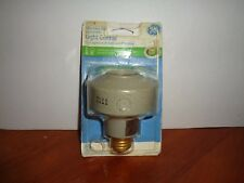 Dusk to Dawn Extended Base Outdoor Photoelectric Floodlight Control Light Socket