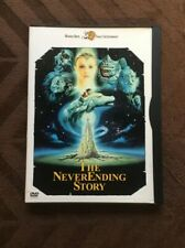 The Neverending Story DVD Standard & Widescreen Double Sided Disc