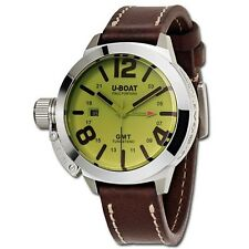U-Boat Classico 45 BE GMT Mens Watch 8051