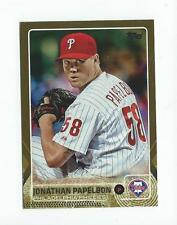 2007 Topps Update Gold #232 Jonathan Papelbon Red Sox AS BV$5 ####//2007