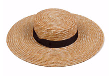 Lack of Color - Spencer Straw Boater Hat