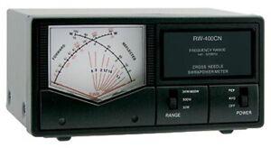 RW-400CN ROSMETRO WATTMETRO 140-525 mhz 600W AGHI INCROCIATI