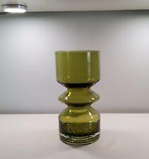 More details for riihimaki glass vase