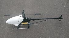 Kyosho Caliber 30 RC Helicopter Webra 35 Motor Servos
