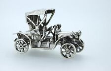 STERLING SILVER MINIATURES OPEL  CAR