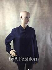 Zara dunkelblau Baumwolle Shirt Größe XS (B3) Ref.: 4043 260