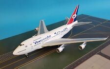 INFLIGHT200 Boeing 747SP Yemenia 70-YMN Ref: IF747SP0914 a die-cast model