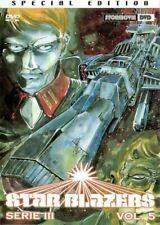 Dvd Manga Leiji Matsumoto Anime Tv Classic 80,Starblazers Yamato 3 Series vol.5