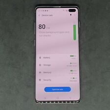 Samsung Galaxy S10+ Plus 128GB SM-G975F/DS Vodafone - Grade A - 0076