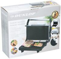 Griglia elettrica tostatura 700W Dunlop