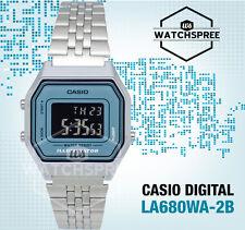 Casio Ladies Standard Digital Watch LA680WA-2B