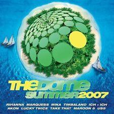 DCD Sampler The Dome Summer 2007 Various Artists (Rihana, Timbaland, Akon)