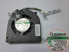 SUNON GC054509VH-A 13.V1.B3786.F.GN Cooling Fan 5V 0.195A 4-wire 4-pin Magnetic