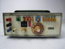 FLUKE 515A Portable DMM Calibator