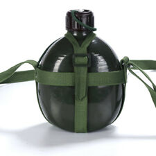 Military Canteen New 1.5L Aluminum Bicycle Cycling Military Water Cup Bottle