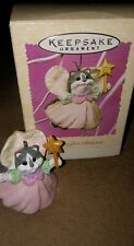 Hallmark Ornament- Purr-fect Princess   1997