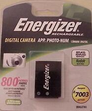 Energizer ERD KLIC 7003 Digital Camera Battery Kodak
