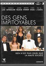 DVD ZONE 2--DES GENS IMPITOYABLES--LANE/SUTHERLAND/YELCHIN/STEWART/DUNNE