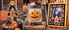 Trick Or Treat Mary Engelbreit Cross Stitch Pattern Only