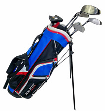 "New listing Top Flite XLj 6 Piece Golf Club Set & Bag Left Handed 54""-60"" Tall Kids"