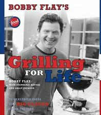 Cook Book - Celebrity Chef - Bobby Flay's Grilling for Life - Stephanie Banyas