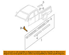 NISSAN OEM 05-18 Frontier CAB-Step Bar Assembly Bracket Right 96176EA000