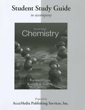SSG to Chemistry by Kenneth Goldsby and Raymond Chang, 11th Edition